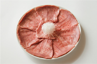 Highest grade KIWAMI Beef tongue