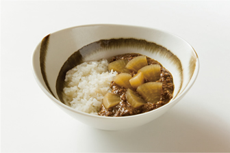 USHIGORO Kan Curry & rice