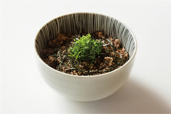 Ground Wagyu bowl