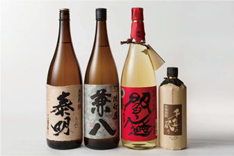 Wheat Shochu
