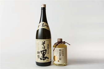 Buckwheat Shochu